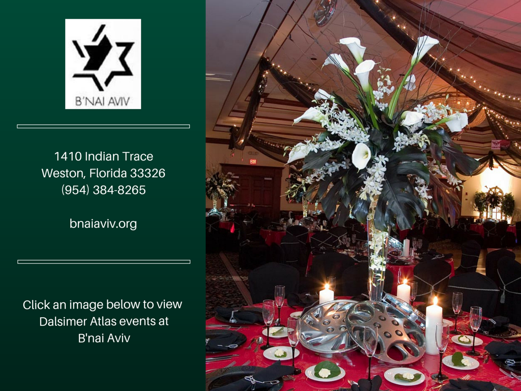 Bnai-Aviv-Weston-Florida-events-parties-Dalsimer-Atlas