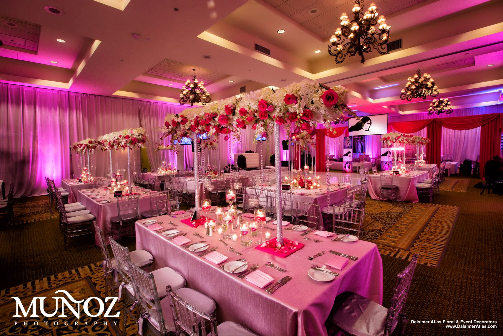 banquet planners decor party decorations reception concert decorators wedding gallery companies event rentals hall florists