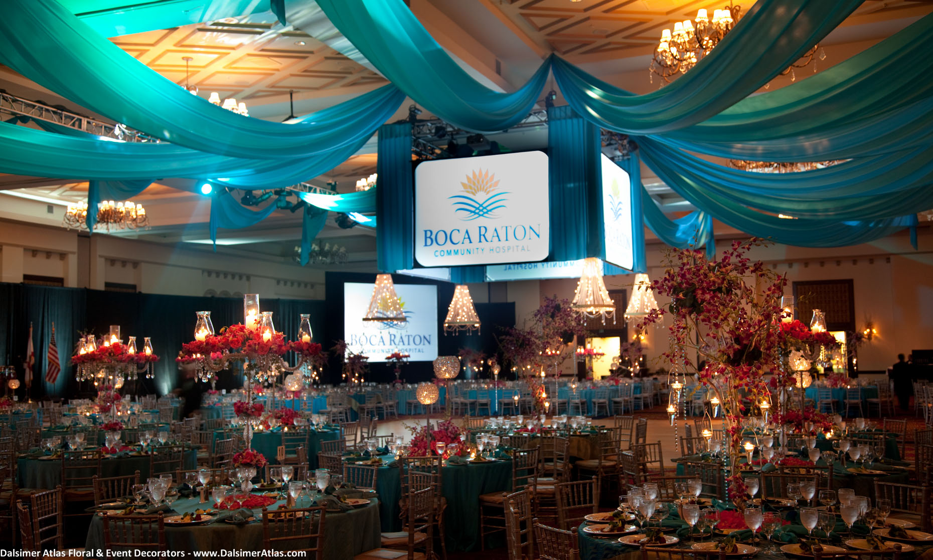 Corporate Event Decor 10