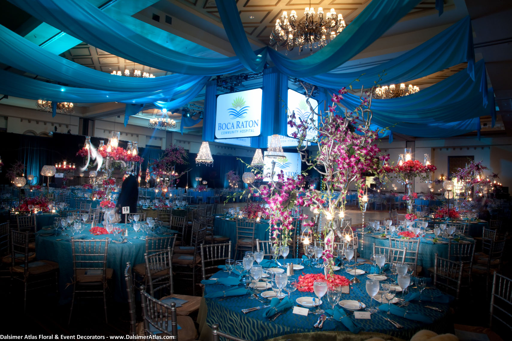 Corporate Event Decor 17