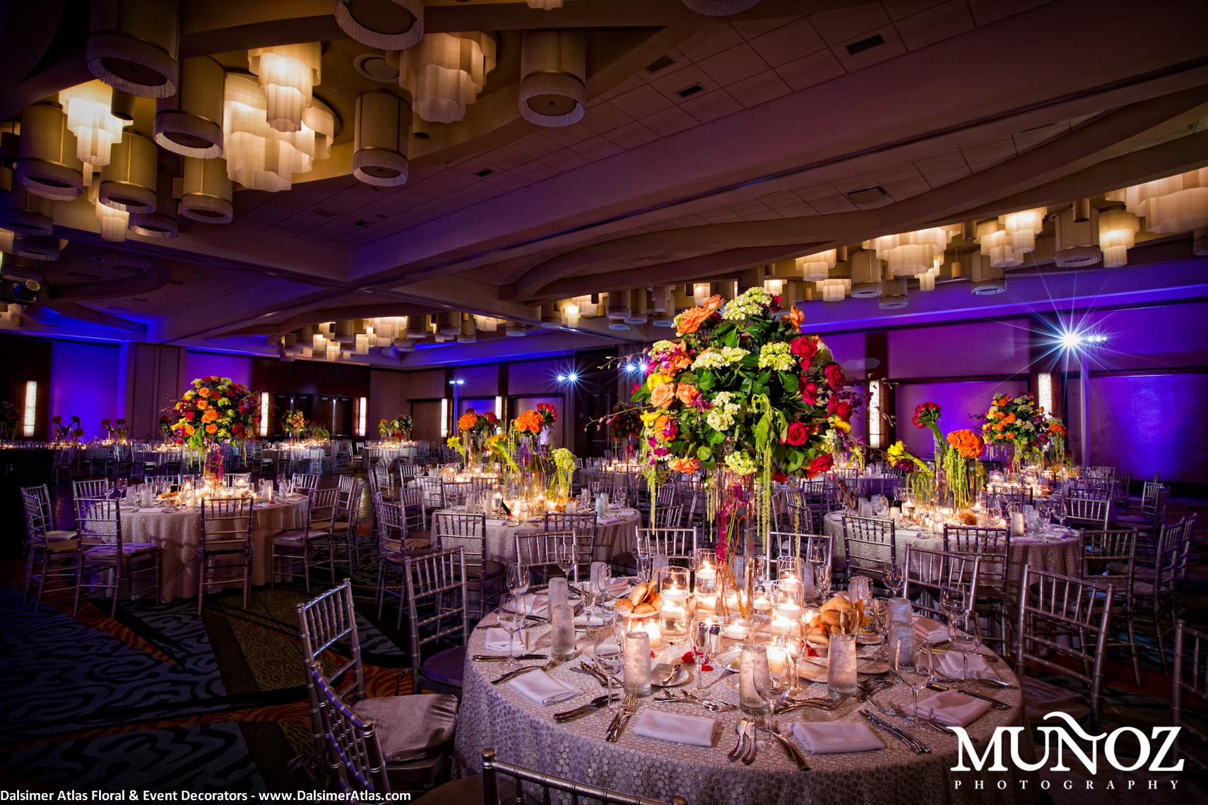 Fort Lauderdale Marriott Harbor Beach Florida 35 Wedding Flowers